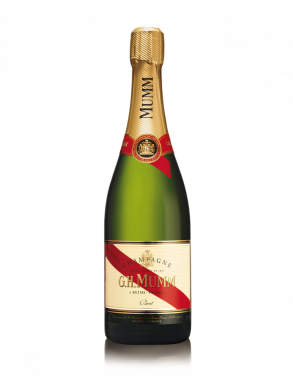 G.H. Mumm Cordon Rouge Champagne NV 75cl