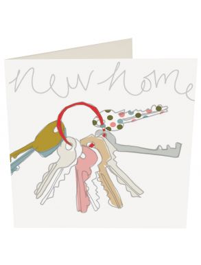 New Home Keys Gift Card