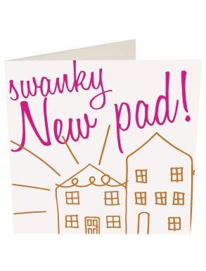 Swanky New Pad Gift Card