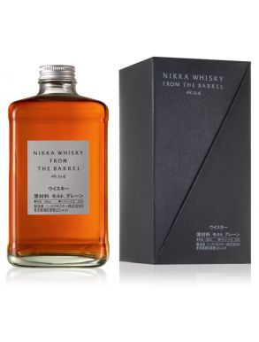 Nikka Whisky Co - Nikka from the Barrel 50cl Gift Box