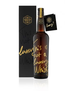 This Is Not A Luxury Whisky By Compass Box Blended Scotch Whisky 70cl