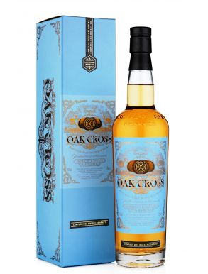 Oak Cross by Compass Box Blended Scotch Whisky 70cl Gift Box