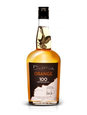 Dictador 100 Orange Rum 70cl