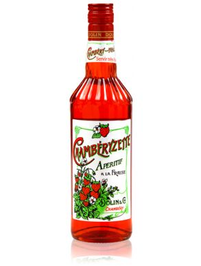 Dolin Chamberyzette, Wild Strawberry 70cl