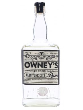 Owneys Original New York City Rum 70cl