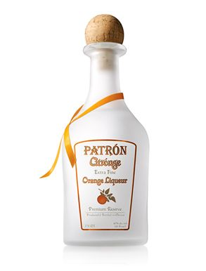 Patron Citronge Extra Fine Orange Liqueur 70cl