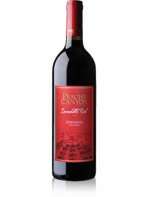 Peachy Canyon Incredible Red Zinfandel Wine California 2011 75cl