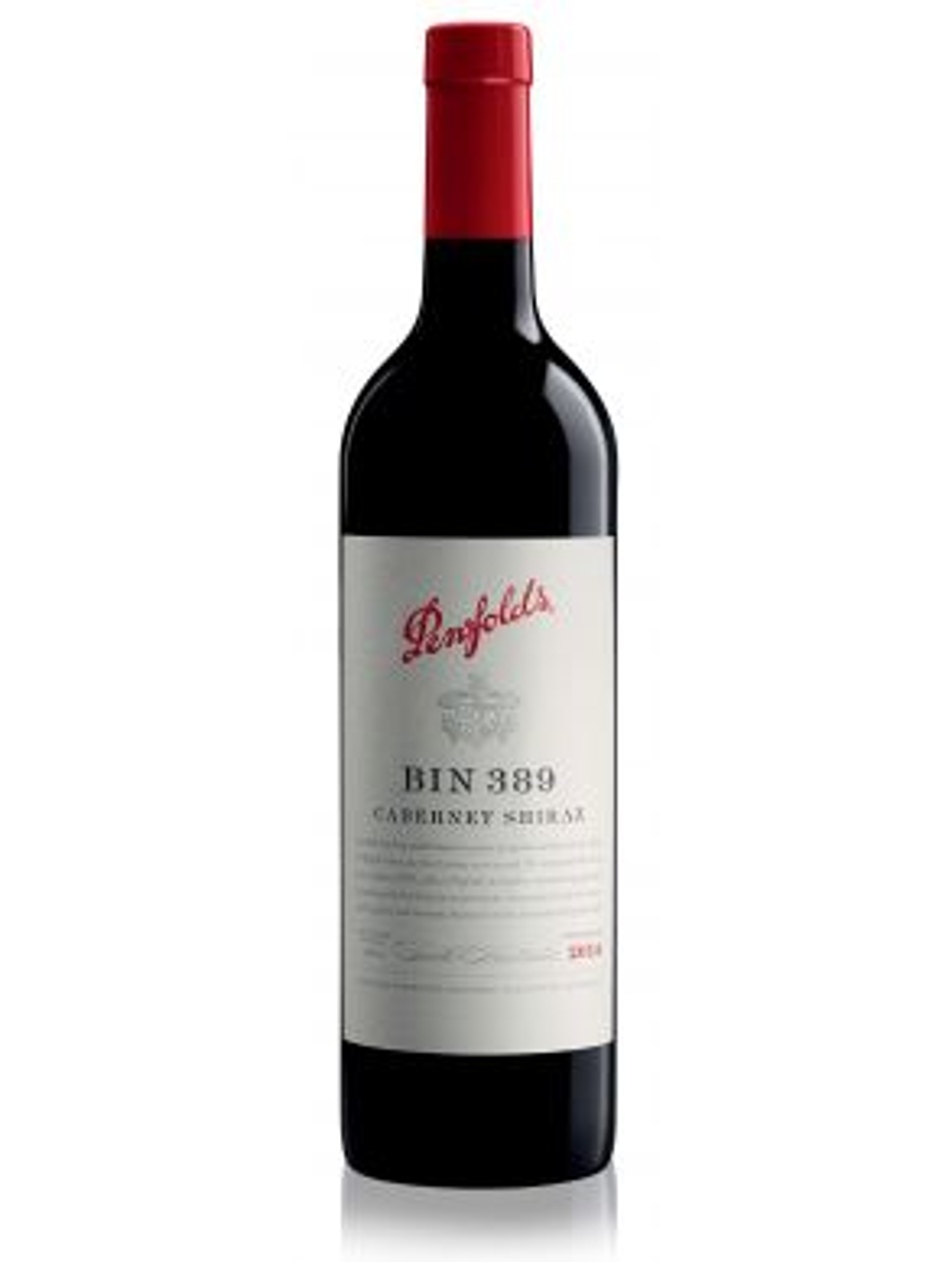 Penfolds Bin 389 Coonawarra Cabernet Shiraz Red Wine 2014 75cl