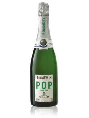 Pommery Pop Earth NV Champagne 75cl