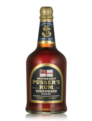 Pusser's Rum Gunpowder Proof 70cl