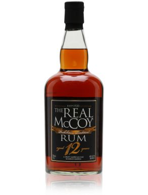 The Real McCoy 12 Year Old 70cl
