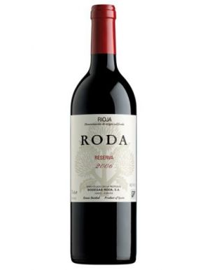 Bodegas Roda Reserva 2012 Rioja Red Wine 75cl
