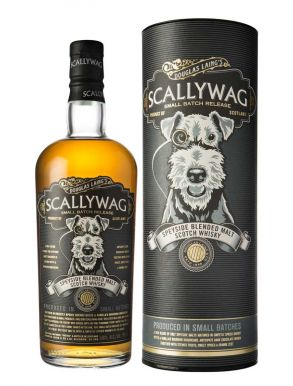 Douglas Laing Scallywag Whisky 70cl Gift Tube