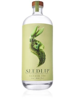 Seedlip Garden 108 Distilled Non-Alcoholic Spirit 70cl