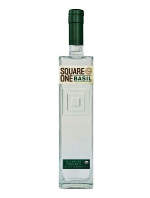 Square One Basil Vodka 70cl