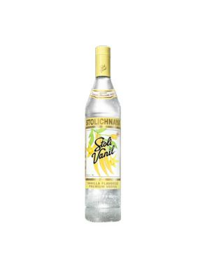 Stolichnaya Citros Citrus Vodka 70cl