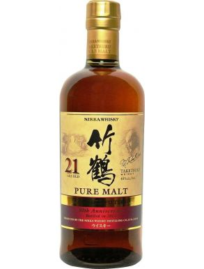 Nikka Taketsuru 21yr Non chill filtered Whisky 70cl