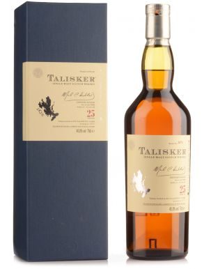 Talisker 25 Year Old Single Malt Scotch Whisky 2011 70cl