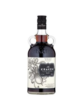 The Kraken Black Spiced Rum 37.5cl