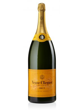 Veuve Clicquot Salmanazar Yellow Label Brut Champagne 900cl NV