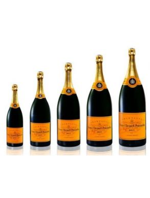 Veuve Clicquot Methuselah Yellow Label Brut Champagne NV 600cl