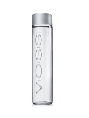 Voss Artesian Still Water Large Glass Bottle 800ml