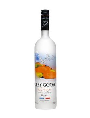 Grey Goose Vodka - LOrange Vodka 70cl