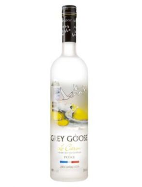 Grey Goose Vodka - Citron Lemon Vodka 70cl