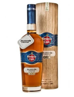 Havana Club Seleccion de Maestros Rum 70cl Gift Box