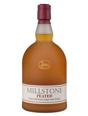 Zuidam Distillers - Millstone 8 year Old Rye 70cl Gift Box
