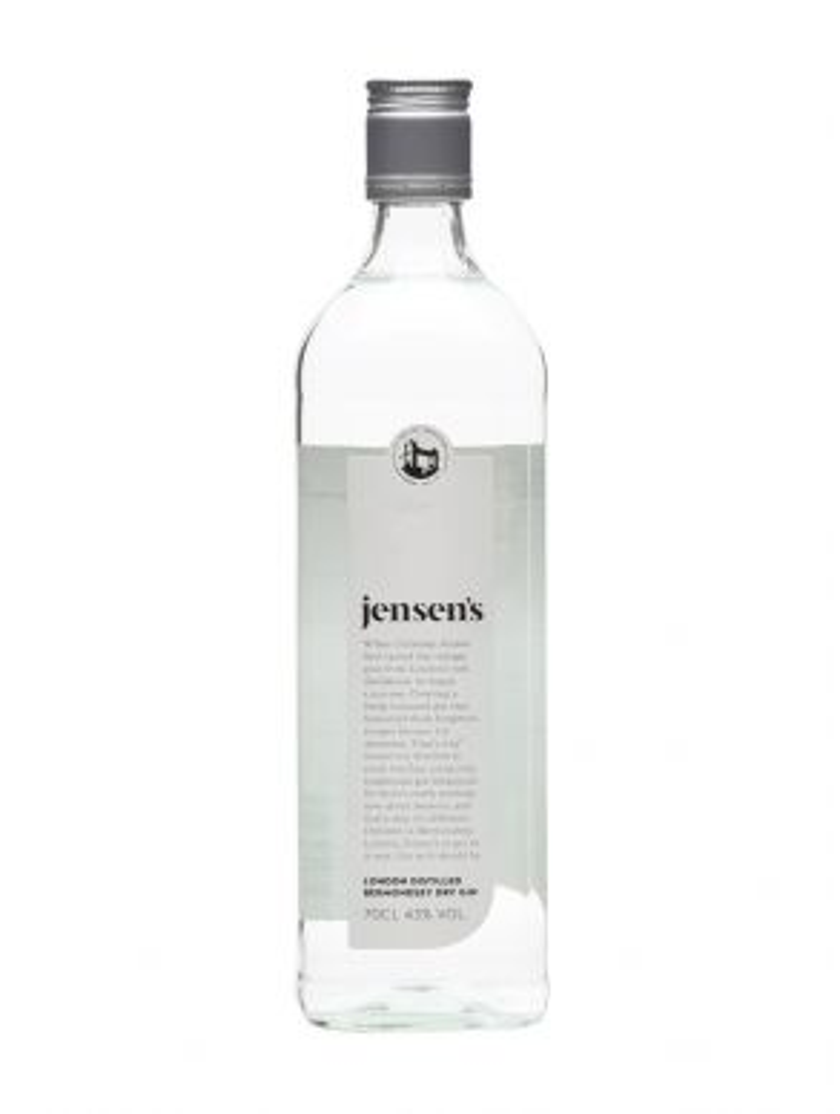 Jensen's Bermondsey London Dry Gin 70cl
