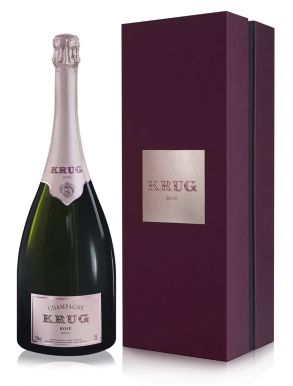 Krug Rose Brut NV Champagne 150cl Gift Box
