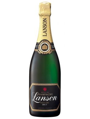 Lanson Black Label Brut Champagne NV 75cl