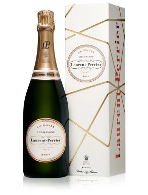 Laurent Perrier La Cuvee Champagne NV 75cl Gift Box