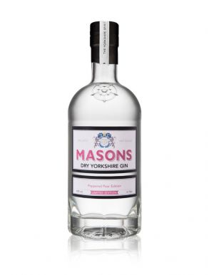 Masons Dry Yorkshire Gin Peppered Pear Edition 70cl
