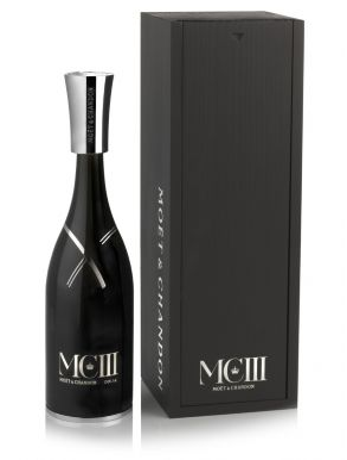 Moet & Chandon MCIII Multi Vintage Champagne 75cl Wooden Case