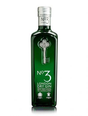 No.3 St James London Dry Gin 70cl