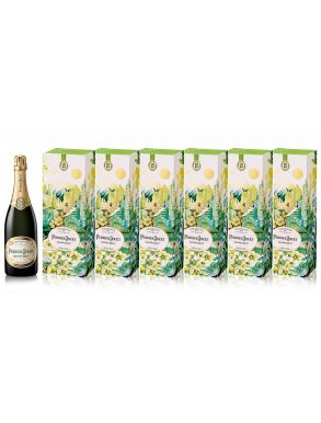 Perrier Jouet Grand Brut NV Champagne Case Deal 6x75cl