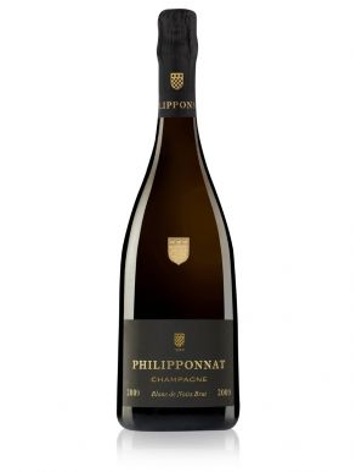 Philipponnat Blanc de Noirs Millesime 2009 Vintage Champagne 75cl