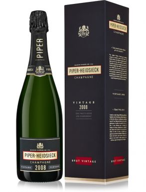 Piper Heidsieck 2008 Vintage Champagne 75cl