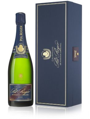 Pol Roger Cuvee Sir Winston Churchill 2006 75cl Gift Box