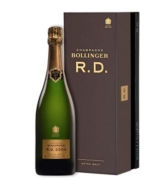 Bollinger RD 2004 Vintage Champagne 75cl Gift Boxed