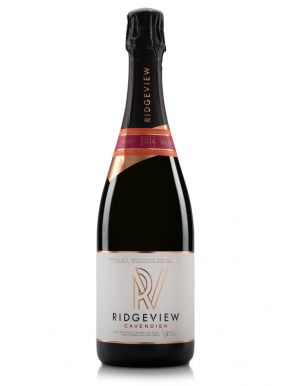 Ridgeview Cavendish Vintage 2014 English Sparkling Wine 75cl