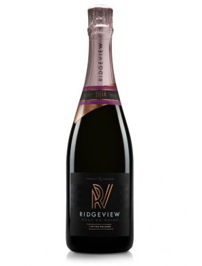 Ridgeview Rose de Noirs 2014 English Sparkling Wine 75cl