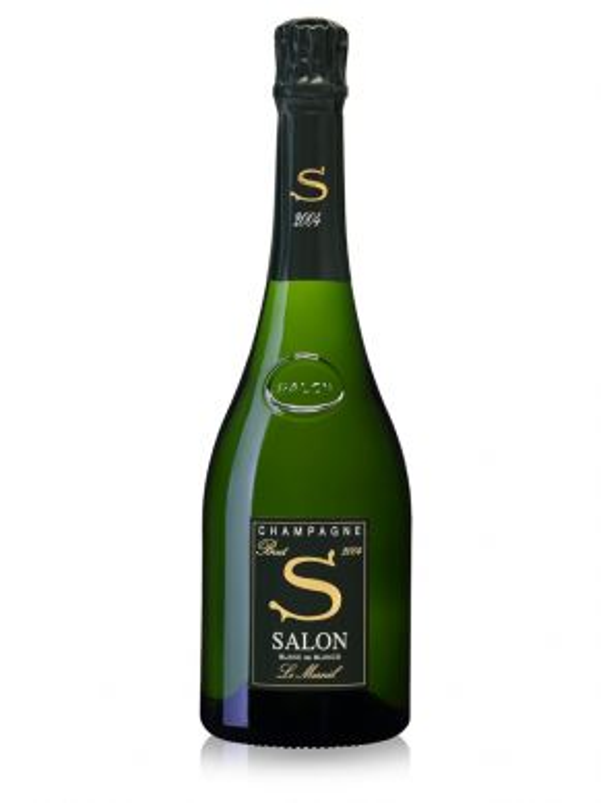 Champagne Salon Le Mesnil Blanc de Blanc 2004