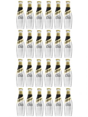 Schweppes 1783 Tonic Water 24 x 200ml