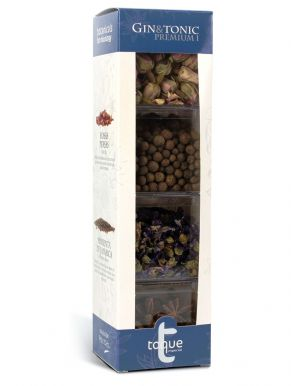 Special Touch Gin and Tonic Botanicals Premium Set 1