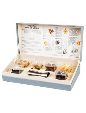 Special Touch Gourmet Vodka Botanicals Gift Set