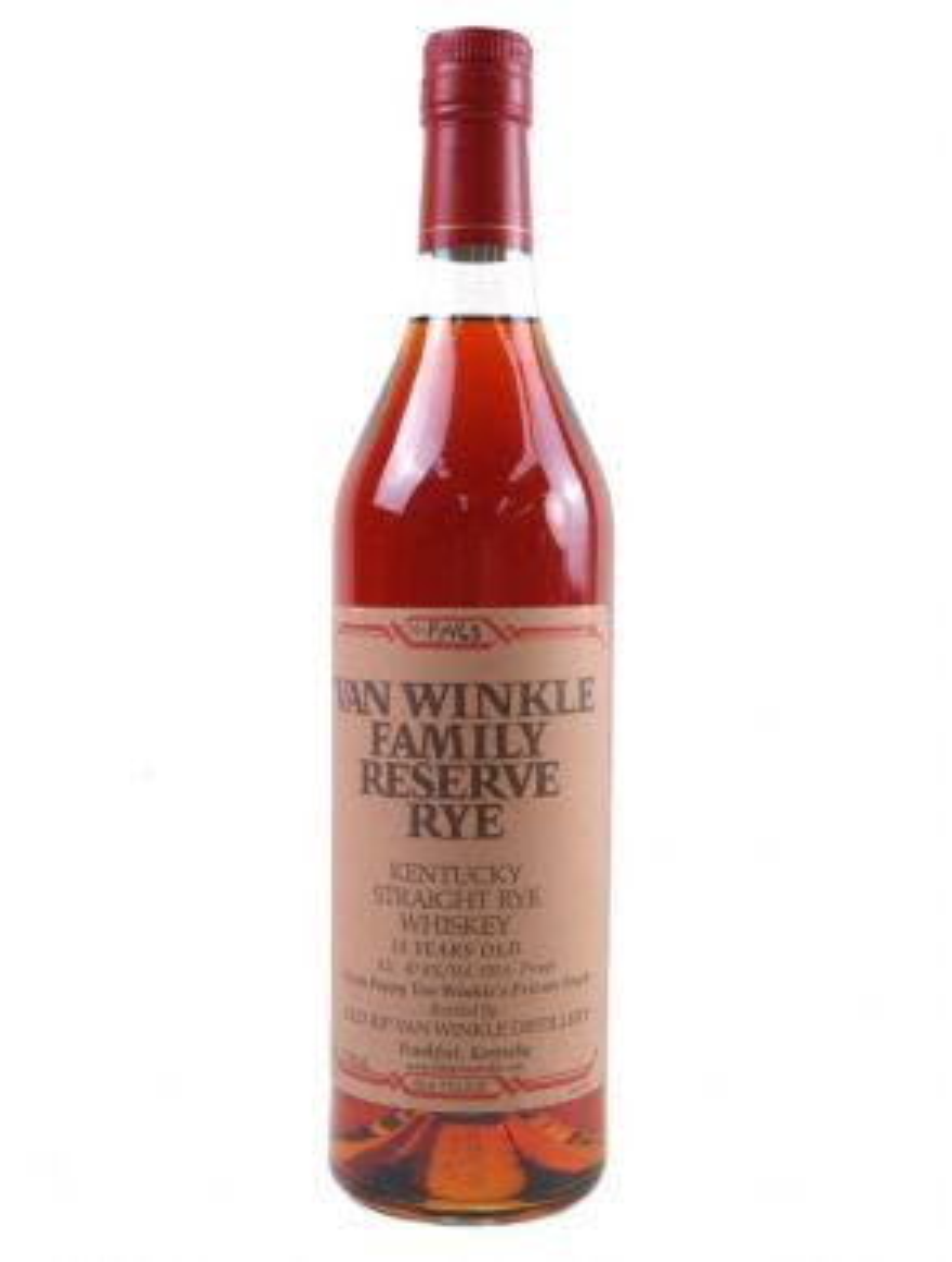 Van Winkle 13 Year Old Family Reserve Rye 70cl