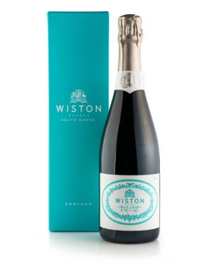 Wiston Blanc de Blanc English Sparkling Wine NV 75cl